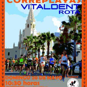 Los 10 kilómetros Correplayas pasa a celebrarse en domingo y  homenajea este año a Pretorianos de Tomares