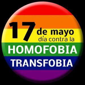 Igualdad instalará pancartas en la plaza de Andalucía y los Institutos para concienciar en el Día contra la homofobia y la transfobia