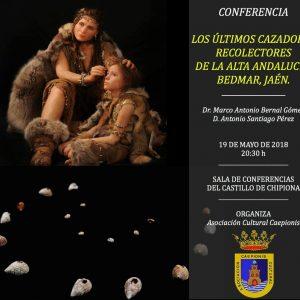 La Asociación Caepionis acerca el sábado con una conferencia los hallazgos arqueológicos de la localidad jienense de Bédmar