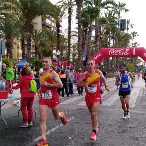 Paco Guisado satisfecho con la experiencia del europeo de media maratón ya prepara el mundial que se realizará en septiembre
