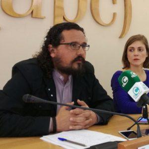 Fernando Macías en una comparecencia reciente.