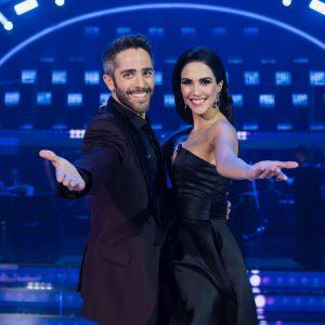 Bailando con las estrellas' suma en su estreno 1,8 millones de espectadores y 13,4% de cuota