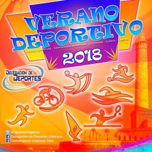 CARTEL VERANO DEPORTIVO 2018