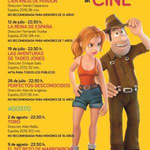 CICLO DE CINE ESPAÑOL LOS JUEVES AL CINE