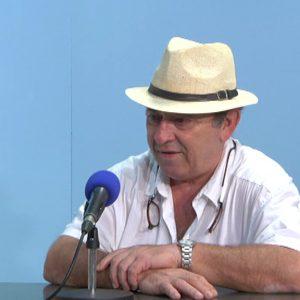 Pepe Pinto anuncia que su exaltación del día 13 incluirá un recorrido por la historia de la fiesta del Moscatel de Chipiona