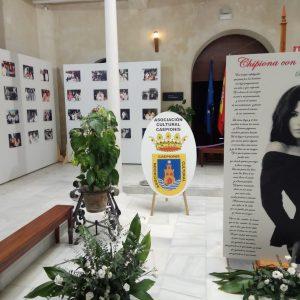 La exposición Chipiona con Rocío, instantáneas de una vertiente que faltaba por mostrar de la figura de la universal artista
