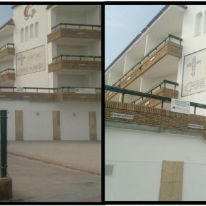 180905 Hotel Cruz del Mar