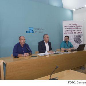 Ruiz Boix presenta el aula de memoria Carlos Perales