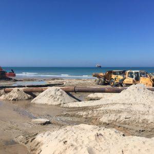 Aprobada por unanimidad una propuesta de IU para reclamar la regeneración integral de las playas de Chipiona