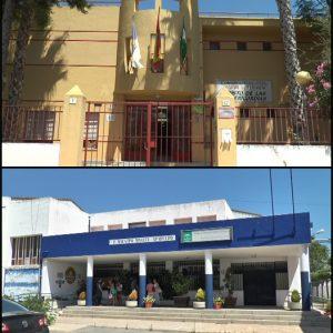 El Ayuntamiento de Chipiona inicia el arreglo de las cubiertas de los techos de los colegios Maestro Manuel Aparcero y Cristo de las Misericordias