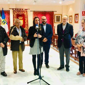 Chipiona y la ciudad mexicana de Veracruz estrechan más los lazos que las unen históricamente
