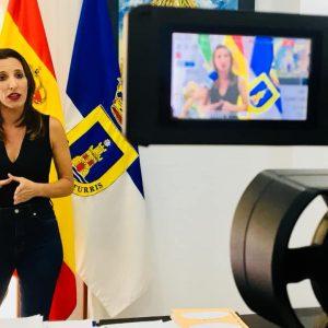 La Alcaldesa agradece a Policía Local y Guardia Civil las investigaciones realizadas para la detención del presunto autor del incendio en el Camaleón