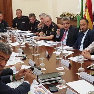 Más de 900 efectivos forman el dispositivo de seguridad del partido España-Inglaterra