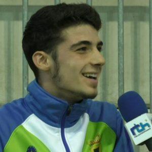 El joven atleta chipionero Fran Caraballo da un nuevo salto en su carrera fichando por uno de los mejores clubes nacionales