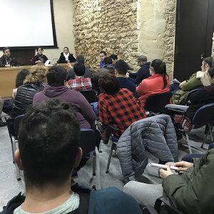 La asamblea de Gruca decide apostar por el retorno de la cabalgata a la avenida de la Diputación
