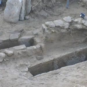 Chipiona ilumina su etapa romana con el hallazgo de una necrópolis paleocristiana de 1600 años a los pies del Santuario de Regla