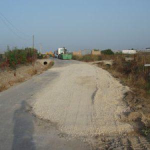 La delegación territorial de Medio Ambiente responde a los vecinos que el arreglo del Camino del Olivar corresponde al Ayuntamiento de Chipiona
