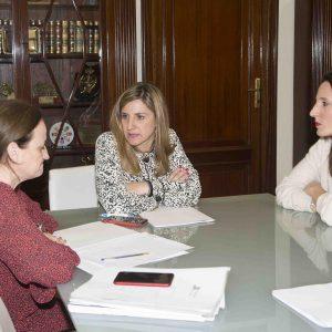 Diputación y Ayuntamiento de Chipiona trabajan para recuperar el Centro de Interpretación del Camaleón
