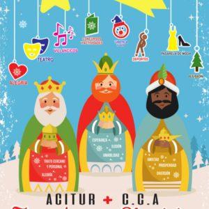 70 comercios participantes y 3000 euros en premios para la campaña de navidad de Acitur
