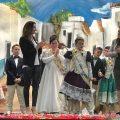 El domingo vuelven a coincidir en un mismo acto la Elección de la Perla Infantil y el Pregón del Barrio
