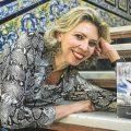 La periodista Marina Bernal entrevistada en La Razón