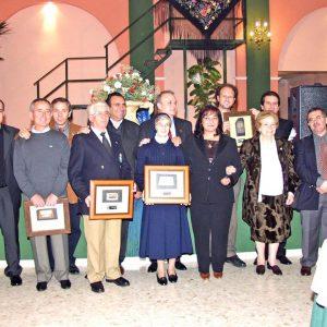 190208 Aquel año 2002 cuando Radio Chipiona nombró a Sor María Luisa Premio Personaje Entrañable en la localidad