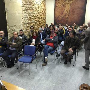 La mesa de ocio nocturno y hostelería abre el proceso participativo para la elaboración del Plan de calidad turística de Chipiona