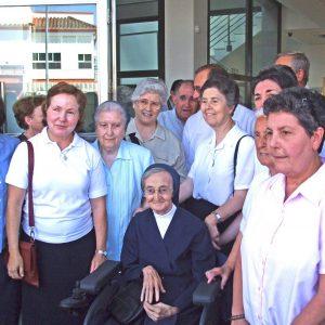 Ha fallecido esta tarde en Sevilla Sor María Luisa