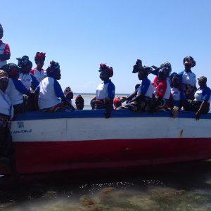 30 familias pescadoras de Mozambique mejoran su economía con formación en técnicas pesqueras y la puesta en marcha de un mercado y una huerta comunitaria