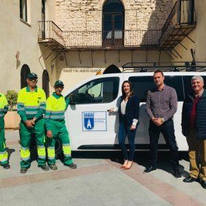 El Ayuntamiento de Chipiona apuesta por el renting para mejorar la dotación de vehículos de las áreas municipales reduciendo costes