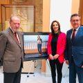 Isabel Jurado una de las alcaldesas protagonistas del documental y la exposición de la FAMP sobre los 40 años de ayuntamientos democráticos