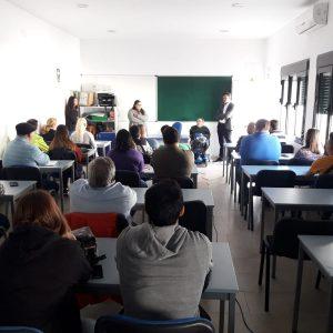 Una treintena de personas comienzan hoy un curso de formación básica de voluntariado de Protección Civil