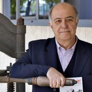 Félix Machuca entrevista a Manuel Capelo en ABC sobre su libro del plomo al bit