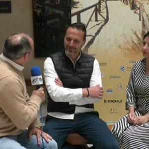 Javier Díaz muestra su satisfacción por el desarrollo y la repercusión del blogtrip Chipiona Natural
