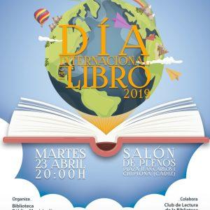 El martes 23 de abril se llevará acabo el acto conmemorativo del Día Internacional del Libro en Chipiona