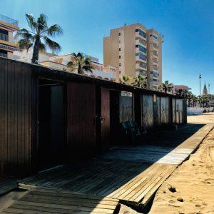 Chipiona abre hoy la temporada media de playas para atender la afluencia de visitantes en Semana Santa