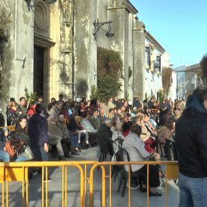 Las personas con movilidad reducida volverán a contar con una espacio en la salida de las procesiones de Semana Santa
