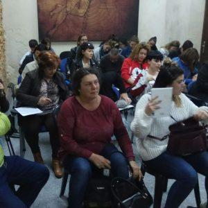Casi una treintena de chipioneros participan desde ayer en un curso de iniciación a la fotografía organizado por el Área de Cultura