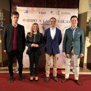 El documental sobre la primera vuelta al mundo se proyecta en la ciudad que fue origen y destino de dicha gesta: Sanlúcar de Barrameda