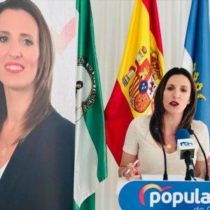 Isabel Jurado valora positivamente el trabajo realizado en materia de empleo que va permitir la contratación inmediata de 99 desempleados