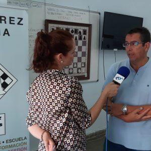 La escuela de ajedrez de Chipiona cierra hasta octubre tras finalizar su séptimo curso