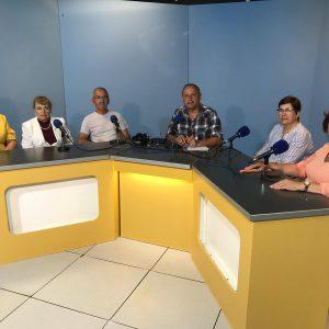 Comienzan en Radio Chipiona los espacios Mayores en la Onda para fomentar el envejecimiento activo