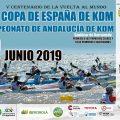 La playa de Camarón acoge este sábado la salida del Campeonato de Andalucía de kayak de mar