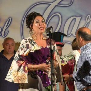 María José Barragán pregonará las Fiestas del Moscatel el 16 de agosto