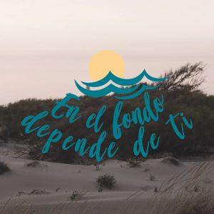 El audiovisual En el fondo depende de tí conciencia sobre la importancia del reciclaje en las playas de Chipioina