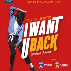 El espectáculo que resucita a Michael Jackson llegará a Chipiona el 26 de julio