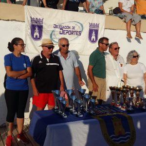 Concluye el Torneo de petanca Playa de Regla, una tradicional cita veraniega en la que este año han competido más de sesenta jugadores