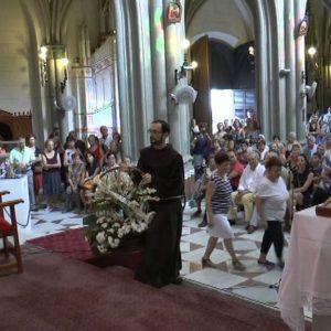 Abiertas las inscripciones para los colectivos y entidades que deseen participar en la ofrenda floral a la Virgen de Regla