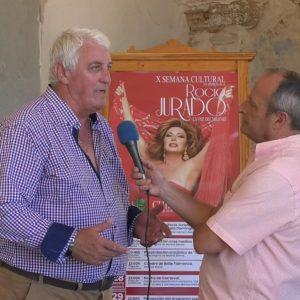 Manuel Jurado: Exaltar la Semana Cultural de Rocío Jurado es el colofón a un ciclo de diez años por el que he luchado con toda mi alma