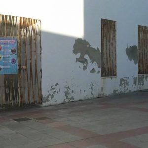 Lucas Díaz anuncia el inicio del plan de limpieza y puesta a punto del Edificio San Fernando